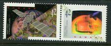 "MNH Canada Space Hologram ""HIGH ORBIT"" Variety #1442iii (Lot#rn49o)"