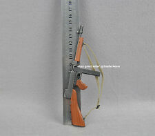 "1/6 scale US Thompson Submachinegun Tommy Gun M1928 for 12"" Action Figure"