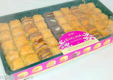 1KG Baklava Pastry Pastries Baked Baklava Chocolate Nuts ++ more Premium NEW