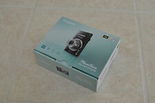 Brand New BLACK Canon Powershot ELPH 115 HS 16MP 8x Zoom Digital Camera $299
