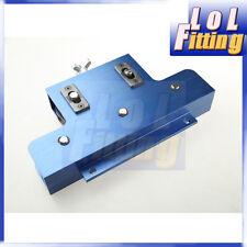 Metal Coiled Brake & Fuel Line Tubing Tube Straight Straightener Aluminum Blue B