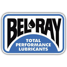 BEL RAY STICKER vintage reproduction decal retro 62mm x 96mm