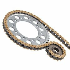 D.I.D Upgrade Chain And Sprocket Kit For Yamaha 2009 YBR125 3602784