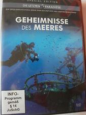 Geheimnisse des Meeres - Taucher aus Kanada, Wrack, U- Boote, letzte Paradiese