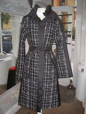 BNWOT CELINE WOOL SILK COTTON RAINCOAT F36/UK8/US4