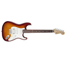 Fender Standard Stratocaster HSS Plus Top Rosewood Tobacco Sunburst DEMO