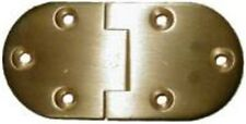 English Butler Tray Hinge - Brass   B1751