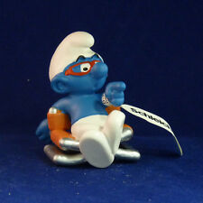 20711  Regisseur - NEU! ----- Film Director Schleich smurf perfect !