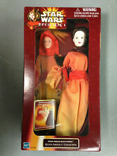 STAR WARS EPISODE I HIDDEN MAJESTY QUEEN AMIDALA COLLECTION BARBIE ACTION FIGURE