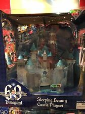 Sleeping Beauty Castle Play Set - Disneyland Diamond Celebration - Limited 60th