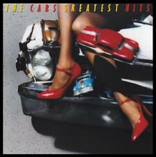 CARS - GREATEST HITS CD ~ LET'S GO~SHAKE IT UP~DRIVE +++ 70's / 80's POP *NEW*