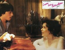SEXY SYLVIA KRISTEL PRIVATE LESSONS 1981 4 VINTAGE LOBBY CARDS LOT