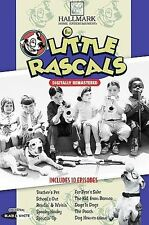 The Little Rascals - Volume 1 & 2: Collector's Edition (DVD, 2000,...