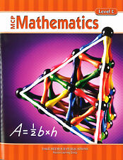 MCP Mathematics - Level E Student Workbook - 9780765260642
