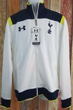 NWT Under Armour Tottenham Hotspurs SPURS F.C. Futbol Soccer Jacket Men's Large