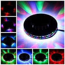 LED 8W RGB Stage Light Effect Bar Party Disco DJ KTV Lamp Auto Voice-Activated A