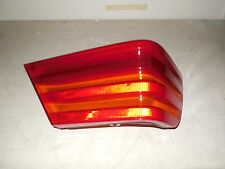 MERCEDES S CLASS W140 CHASSIS REAR LEFT TAIL LAMP LENS UPTO 1994 LHD 1408200166