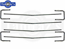 6769 Camaro Rear Window Molding Set 5 Pieces P 11796 as well 1968 Firebird additionally 159 in addition 1971 Mustang Suspension Diagram likewise 1969 Chevelle Parts Cars. on 1969 camaro grille