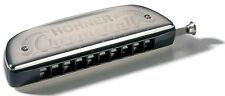 Hohner Chrometta 10 C 40 Harmonica Chromatische Mundharmonika