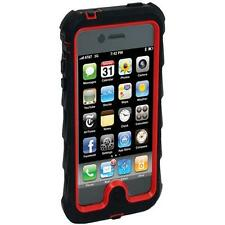 Gumdrop Cases Drop Tech Tough Case/Cover For iPhone 5s & iPhone 5 Black/Red NEW