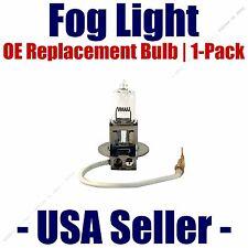 Fog Light Bulb 1pk H3 55 Watt OE Fits Listed Oldsmobile Vehicles 01007