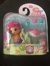 Pinypon Fantasy Mermaid Doll