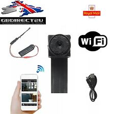 Cámara Espía Mini de Vigilancia Cctv Control Remoto Wifi Ip Inalámbrica Android iPhone PC Unido