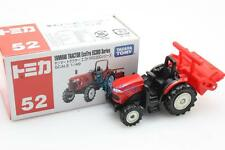 Takara Tomica Tomy #52 YANMAR TRACTOR EcoTra EG300 Scale 1/49 Diecast Car Japan