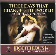 Three Days That Changed the World - Fr. Hector R. G. Perez - CD