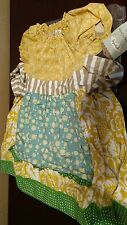 NWT Persnickety Lemon Tree spring summer floral Maitlyn dress size 8