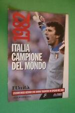 ITALIA CAMPIONE DEL MONDO SPAGNA 1982   RISTAMPA DE L'UNITA'   (1)