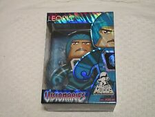 Mighty Muggs Visionaries Leoric SDCC 2016 Exclusive Figure