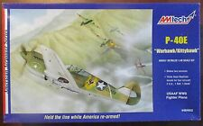 AMTech 1/48 WW2 Curtiss P-40E Warhawk Kit