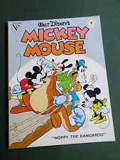 WALT DISNEY - MICKEY MOUSE HOPPY THE KANGAROO - GLADSTONE COMIC ALBUM - #8