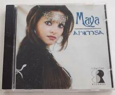 Ahimsa by Maya    (CD, Sep-1998, USA Records)
