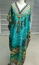 Women's New Long printed Ladies African style Dress Kaftan.Fit size12 to 24