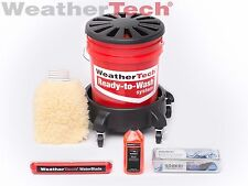 "WeatherTech Ready to Wash ""Just Add Water"" Complete Set"