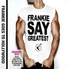 Frankie Say Greatest - Frankie Goes To Hollywood CD UNIVERSAL STRATEGIC