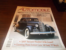 Collectible Automobile Magazine /October 2009/Mercury Colony Park/1935-38 Dodge
