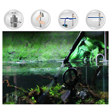 Aquarium Fish Tank Battery Vacuum Siphon Gravel Clean Cleaner Pump Water Filter