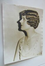 JUNE COLLYER VINTAGE DOUBLE WEIGHT 11X14 PHOTO BY IRVING CHIDNOFF