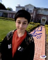 DAVID HENRIE SIGNED AUTOGRAPHED 8x10 PHOTO WIZARDS OF WAVERLY PLACE PSA/DNA