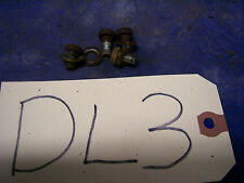 HONDA CL350K3 CL350 CL 350 BATTERY BOX CONTAINER BOLTS SCREWS