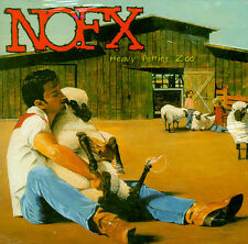 NOFX - Heavy Petting Zoo NEW SEALED PUNK ROCK PROMO CD EPITAPH RECORDS