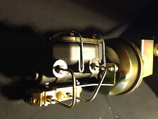 1941-48 Ford brake booster & master cylinder frame mount w/ disc drum prop valve