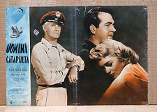 UOMINI CATAPULTA fotobusta poster John Payne Pilot Aereo Bail out at 43.000 3