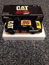 1997 David Green #96 RCCA 1:24 Scale CAT Caterpillar Car Bank Mint Authentic