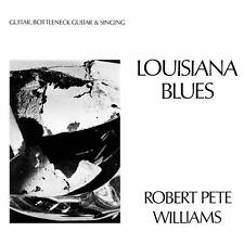 Robert Pete Williams - Louisiana Blues 180G LP REISSUE NEW / LMTD ED BROWN VINYL