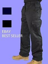 FAIRLINE Work trousers in Navy  Top Quality Lowest Price size M 34 inch waist