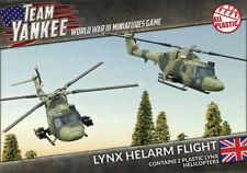 Flames of War BNIB Team Yankee Lynx Helarm (Plastic) TBBX05